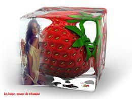 La fraise sous sa plus belle forme