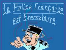 La police française est exemplaire