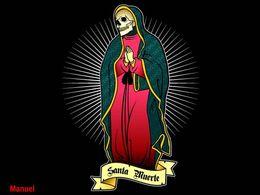La santa muerte - la sainte mort