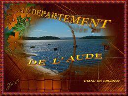 Le département de l'Aude