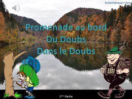 PPS Promenade au bord du Doubs