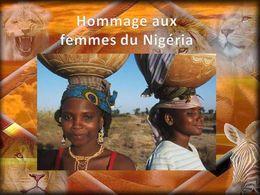 Femmes du Nigéria