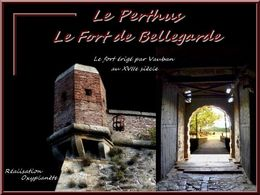 Le Perthus le Fort de Bellegarde
