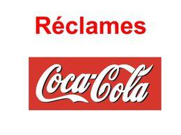 Le phénomène coca cola en diaporama
