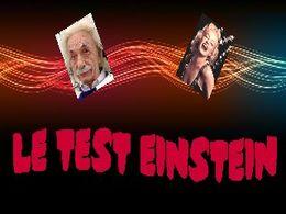 Le test Einstein