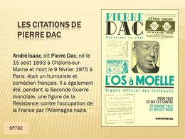 Les citations de Pierre Dac