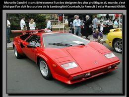 Les plus grands designers de l'histoire de l'automobile