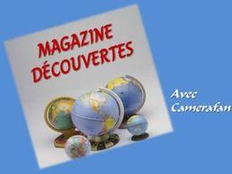 Magazine découvertes