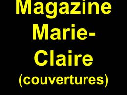 PPS Magazine Marie Claire