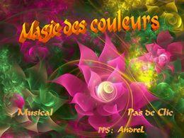 Magie de couleurs