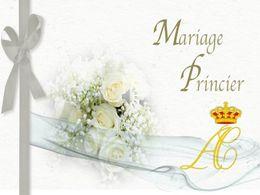 Mariage princier Monaco