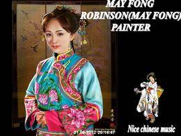 May Fong Robinson painter