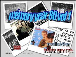 Memory year 80 vol 1