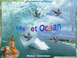 Mer et océan