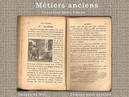 Métiers anciens