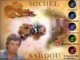 Michel Sardou les année Barclay