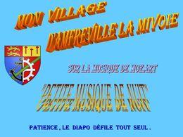 PPS Mon village d'Amfreville
