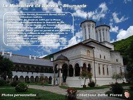 PPS Monastère de Horezu en Roumanie