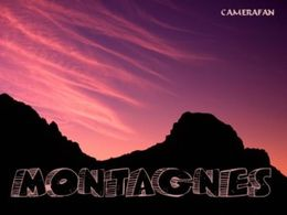 Montagnes en photos