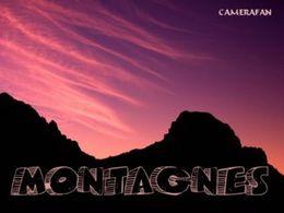 Montagnes en photos