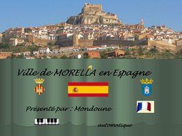 Morella et son château