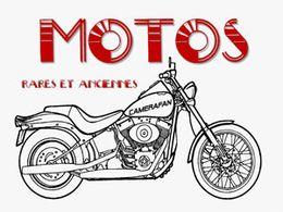 Motos rares et anciennes