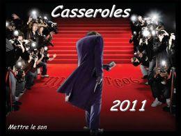 Casseroles 2011