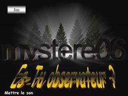 Observateur