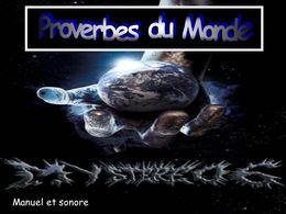 Proverbes du monde