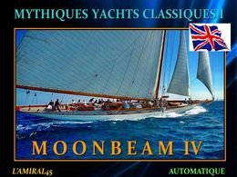 Mythiques yachts classiques 1