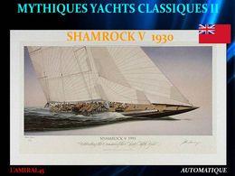 Mythiques yachts classiques 2