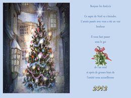 Nouvel an 2012: Santé, amour et joie