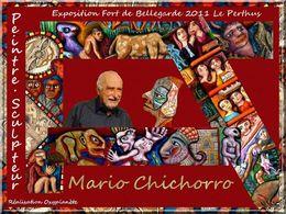 Les œuvres de Mario Chichorro