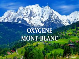 PPS Oxygène Mont Blanc