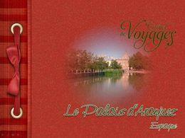 Palais d'Aranjuez en Espagne