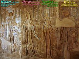 PPS sur le Panthéon égyptien