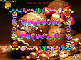 PPS Joyeuses Pâques 2012
