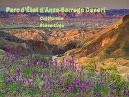 Parc d'état d'Anza Borrego Desert