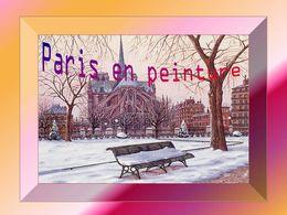 Paris en peinture