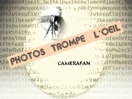 Photos trompe l'œil