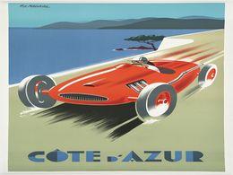 Posters touristiques vintage