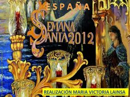 Procesiones de Semana Santa en España
