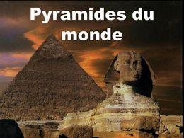 Pyramides du monde