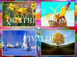 Les quatre saisons de Vivaldi: Le printemps