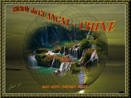 Région de Guangxi Chine