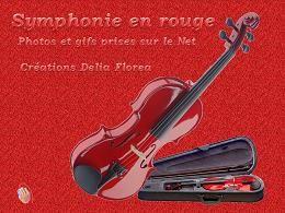 Symphonie en rouge