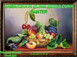 Samarskaya Elena Mihajilovna painter