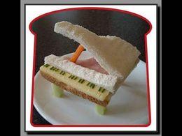 Sandwichs originaux et insolites qui changent
