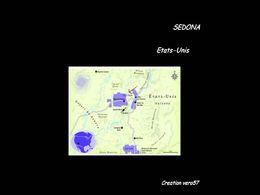 Sedona aux États Unis