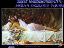 PPS Serge Marshennikov 1971 russian figurative painter